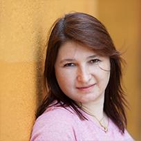Edita, 42 year old.